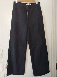 Levis Wellthread Ribcage Wide Leg Jeans Size 28