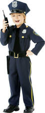 Amscan International Police Officer Costume Age 8-10