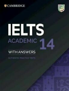 IELTS 14 Academic Student's Book with Answers without Audio Aut... 9781108717779