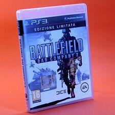BATTLEFIELD BAD COMPANY 2 EDIZIONE LIMITATA PS3 ITALIANO USATO