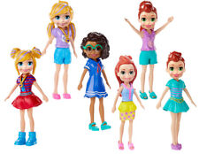 Polly Pocket Impulse Dolls with Trendy Outfits