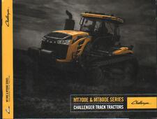 Challenger MT700E & MT800E Series Track Tractor Brochure