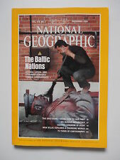National Geographic Magazine November 1990