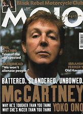 Mojo magazine 114.May 2003. McCartney / Yoko Ono/ Phil Spector + Postcards