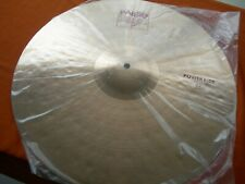 "Paiste 2002  22""Power Ride Cymbal New!"