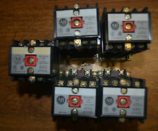 (7) Allen-Bradley AC RELAY 700-P800A1 SERIES B