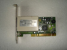 V90 Ham 56k Dial up modem PCI ambiante chipset