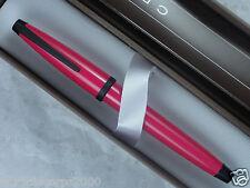 Cross Sport Pink Elite Fountain Pen with 23k Gold XF  Nib