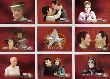 Star Trek TNG Season 6 Full 108 Card Trading Card Base Set from SkyBox