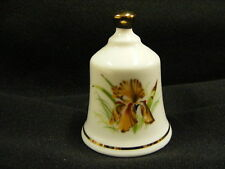 1970's Danbury Mint State Flowers Bell Tennessee