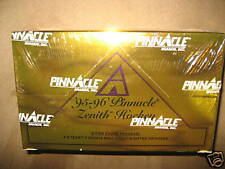 1995-96 Pinnacle Zenith NHL Hockey Factory Sealed Box