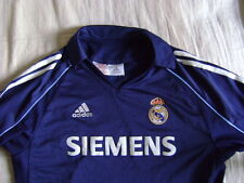 """Real Madrid adidas shirt jersey 30/32"""" 152 cm  vintage for collectors"""