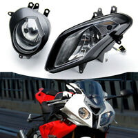Front Clear Headlamp Assembly Headlight Clear Fit For BMW S1000RR 2010-2014