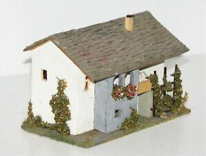 Faller H0 273 Tessiner Haus aus Holz / Holzhaus 50iger Jahre HK4320