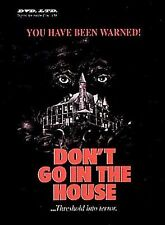 Dont Go in the House DVD