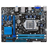 For ASUS H61M-E/K Intel Socket LGA 1155 MicroATX Motherboard DDR3 16GB Mainboard
