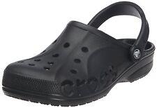 Mens Classic BAYA Crocs BLACK  USA  Mens Size 5 / Womens  Size 7
