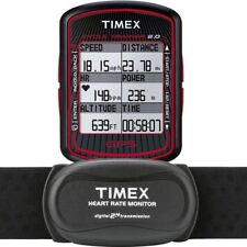 NEW TIMEX T5k615 Cycle Trainer 2.0 Bike Computer GPS with HEART RATE MONITOR