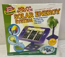 SOLAR SCIENCE ENERGY SYSTEM An Easy Physics Science Kit