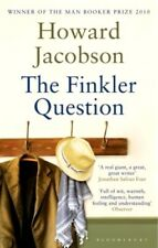 THE FINKLER QUESTION by Howard Jacobson : WH2-R5D : PB938 : NEW BOOK