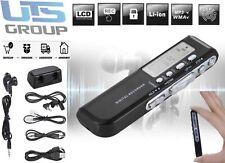 Diktiergerät Digital Tragbar  Audio Sound Voice Recorder Aufnahmegerät MP3