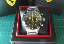 NEW Scuderia-Ferrari-Men Watch quartz 0830362 Speciale evo F1 FORMULA 1 MASERATI