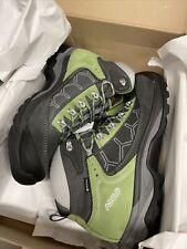 Asolo Women's Falcon GV Hiking Boot Graphite/Graphite/ 9.5