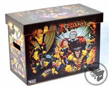 Large Comic Book Hard Box MDF X-men