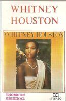 Whitney Houston ..  Whitney Houston .. Import Cassette Tape