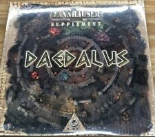 Tannhauser Supplement Daedalus Map (French)