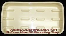 R-COM RCOM  BROODING HATCHING TRAY FOR  Max Pro USB 20 EGG  INCUBATOR BRAND NEW