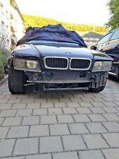 BMW e38 750i bj. 1996 Motor ca.130 T KM Unfallwagen zur Teilegew. od. Wiederauf