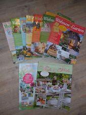 Zeitschriften Wohnen und Garten Konvolut + Feste und Gäste