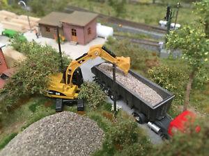 DM-Toys 6001 - Kettenbagger CAT 315D L - Spur N - NEU