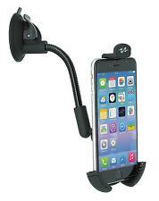 Pulso Negro Flexible Coche Parabrisas Teléfono Inteligente iPhone Soporte Soporte Para Teléfono Móvil