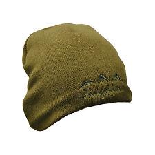 Ridgeline Fleece Lined Beanie Teak Hunting Fishing Hat Rlabtl Comfort One Size