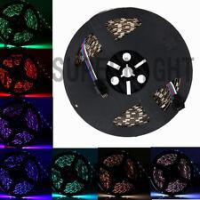 10M RGB 600Leds Non-Waterproof 5050 SMD DC 24V Indoor LED Strip Light 60Leds/m