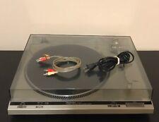 Vintage Technics SL-B100 vinyl record player Turntable system Parts Repair