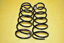 96-98 Toyota 4Runner Rear Suspension Coil Spring Left & Right OE
