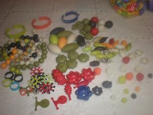 Snap Beads - CAMO COLORS For Necklace & Bracelet & Rings...150 pieces....4.99