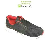 Mens Running Trainers Black Gym Outdoor Sports Sneakers Shoes Breathable #Sparx