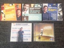 Dermot O'Leary Presents The Saturday Sessions CD Album Lot / Bundle x 5 CD's BBC