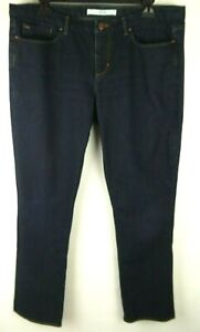 Joes Jeans Womens Dark Blue Size 32 Cigarette Low Rise Straight Leg Jeans