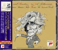 LEONARD BERNSTEIN-JOHANN STRAUSS:WALTZES. POLKAS AND MARCHES-JAPAN CD Ltd/Ed B63
