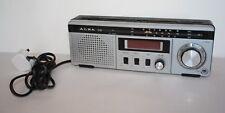 AlBA C9 Battery Clock Radio