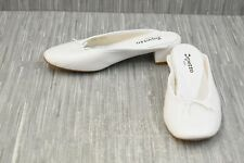 **Repetto Lylia Mule - Women's Size US:9 / EU:40, White