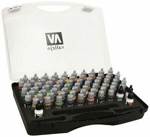 Vallejo - Game Color Plastic Case (72) (72.172) NEW Paints set
