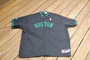 Boston Celtics Men's XL Warm Up Jacket by Nike