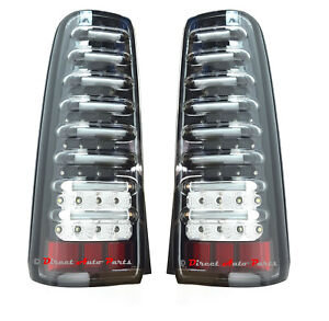 HIGH PERFORMANCE TAIL LIGHT LAMP (LED BLACK) for SUZUKI JIMNY SN413 1998 - 2017