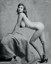 Natalie 35658.01b B&W Fine Art Figure Study, Hand-Signed Photo by Craig Morey